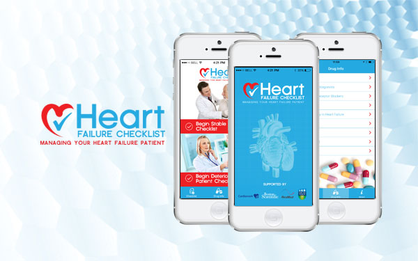 Heart Failure Checklist app