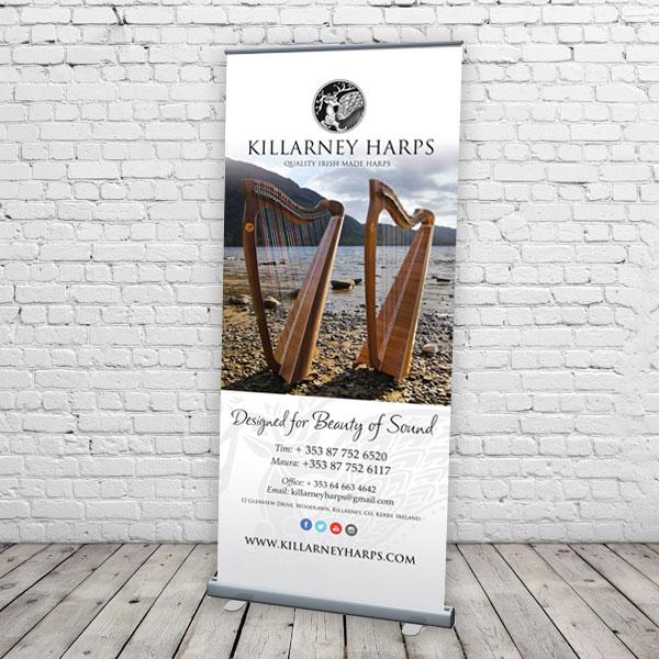 KILLARNEY-HARPS-PULL-up