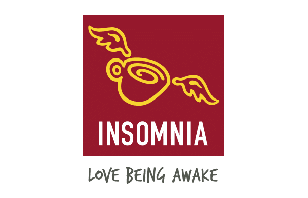 INSOMNIA CLIENT LOGO - The Graphics Effect