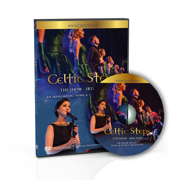 CELTIC-STEPS-DVD